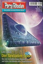 PERRY RHODAN Nr. 3047 - Der Sextadim-Span - Leo Lukas - NEU