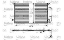VALEO Condensador, aire acondicionado SAAB 9-3 817712