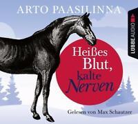 Heißes Blut, kalte Nerven von Arto Paasilinna (2015, CD)