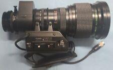 Fujinon Genesis II 14X TV Zoom Lens A14x8BERM-20C 1:1.7/8=112mm