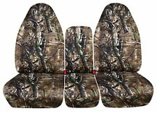 94-02 Dodge Ram Camouflage 40-20-40 car  seat cover made to fit  Select