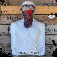 Lifesize Bleeding Terrorist Zombie Tactical shooting Target Silhouette