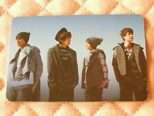 SM The Ballad Vol.1 Missing You Photocard Shinee Jonghyun Super Junior Kyuhyun