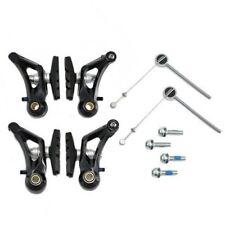 TEKTRO CR510 Black Cyclecross Bike Cantilever CX Brake Front & Rear , Black