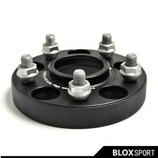 4Pc 20mm Forged Alloy 7075-T6 Wheel spacers adapter for Cadillac PCD5x115 cb70.3