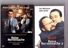 Reine Nervensache 1 & 2 / 2-DVDs #4994