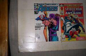 TASKMASTER Avengers#223, Marvel Team-Up#103