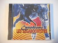 LES SZGABOONISTES : CYNODROME [ CD ALBUM NEUF PORT GRATUIT ]