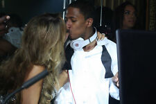 Mariah Carey And Nick Cannon Kiss In Love 8x10 Picture Celebrity Print