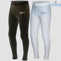 Womens Thermal Compression Stretchable GYM Tights Trousers Pants