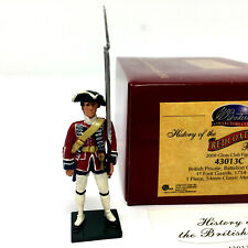 Britains Redcoats 43013C British Private Battalion Company 1st Foot Guards 1754