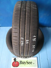 gomme usate pneumatici auto 195 55 16 michelin energy saver 195/55R16- -E290