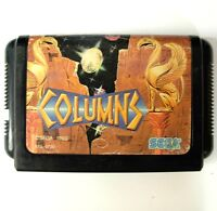 COLUMNS (NTSC / JAP) jeu pour Sega Megadrive - Game for Sega Mega Drive