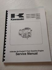 Service Manual for Kawasaki FH601V FH641V FH661V FH680V FH721V Printed & Bound