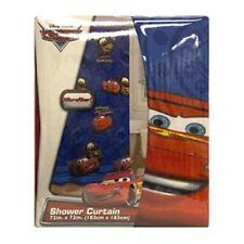 Disney/Pixar Cars Micro-Fiber Shower Curtain