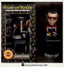 Pokers Stars Bubble Head-- Poker Star: Jonny Chan