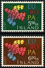 Iceland 1961 SG#386-7 Europa MNH Set #D56272