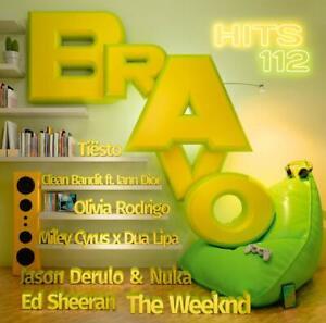 BRAVO HITS 112 ( Neuerscheinung 26.02.2021 )  2 CD NEU & OVP