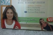 Winsor Pilates Basic Workout System, 3 VHS Set, As Seen on TV