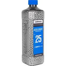 Valken Accelerate .25g 5000CT Airsoft Bottle 25g .25 0.25 25 6mm 5000 BB BBs