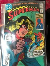 Superman #365 Vintage DC Classic Stories!! Very good Condition