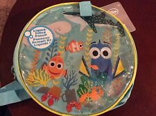 Disney Finding Nemo Dory  small backpack with liquid filled front panel
