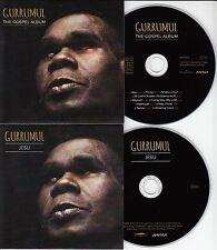 GURRUMUL The Gospel Album 2015 European 10-track promo CD + Jesu bonus disc