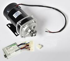 500 Watt 24 Volt GEARED 6:1 electric motor+Controller f Quad Trike Go-Kart DIY