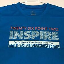 Nationwide Children Hospital Columbus Marathon Adult Short Sleeve T Shirt Medium