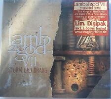Lamb of God - VII: Sturm Und Drang CD Deluxe (new album/disco sealed)