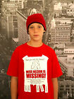 MISS NELSON IN MISSING Red NEW 100% Cotton Size Youth L T-Shirt