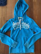 New listing Aeropostale Teen Size Small Casual Hoodie Jacket blue