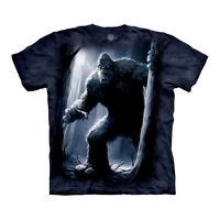 The Mountain Sasquatch Bigfoot Adult Unisex T-Shirt