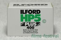 10 rolls ILFORD HP5 Plus 400 Black and White Film 35mm 36exp 135-36