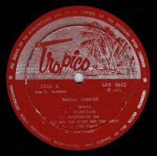 ANDRE TANKER-andre tanker    tropico LP   (hear)   latin jazz soca soul