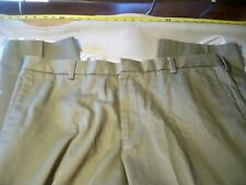 dockers 42 x 30  no cuffs pleated 100% cotton #386