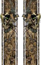 Grim Reaper Bow Hunter Deer Truck Bedside Band Stripes Graphics