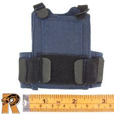 Darkzone Agent - Blue Body Armor Vest - 1/6 Scale - VTS Action Figures