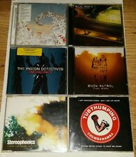 Indie CD bundle - including Athlete + Bloc Party + Snow Patrol + Stereophonics