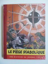 TL 5000ex Le Piège diabolique Blake et Mortimer Edgar Pierre JACOBS  Etat Neuf !