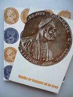 2 Bücher Medaillen der Renaissance und das Barock .. Deutsche Bildnismedaillen
