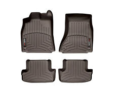 WeatherTech FloorLiner Mats for Audi A5/S5/RS5 - 2008-2017 1st 2nd Row Cocoa