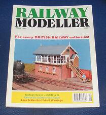 RAILWAY MODELLER VOLUME 47 NUMBER 546 APRIL 1996 - COLLEGE GROVE