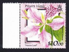 Pitcairn Island Flowers Stamps