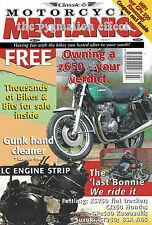 Classic & Motorcycle Mechanics - Triumph Bonneville T140 Z650 Kawasaki 903cc Z1