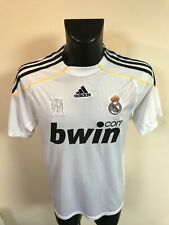 Maillot Foot Ancien Real Madrid Numero 19 Benzema Taille M