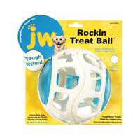 JW Rockin Treat Ball LARGE Treat Dispensing Dog Puppy Toy