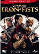 The Man with the Iron Fists [DVD] [2012][Region 2]