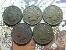 USA Indian Head Cent Job Lot