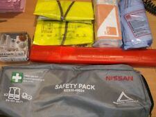 Genuine Nissan Car Touring kit , bulb kit , safety pack , Going abroad *****2